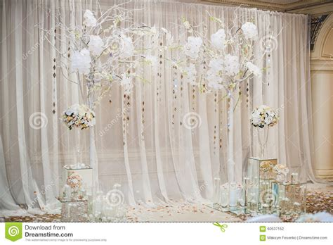 Wedding Ceremony Elements by Beautiful Wedding Ceremony Design Decoration Elements
