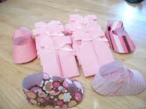 Paper baby shoe template with download