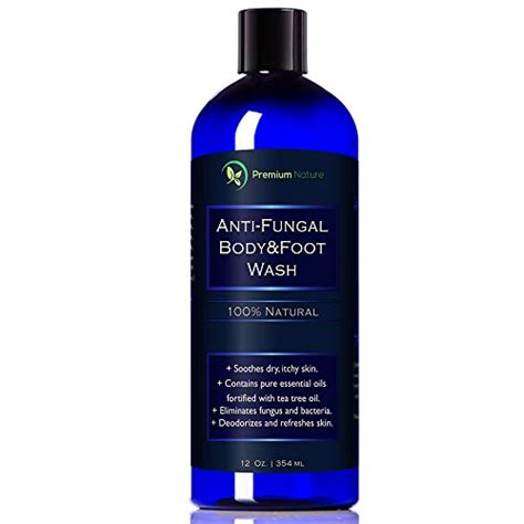 formula 3 antifungal antifungal soap body foot wash 12 oz with tea tree oil