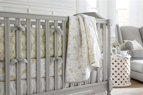 how to design a gender neutral nursery pottery barn
