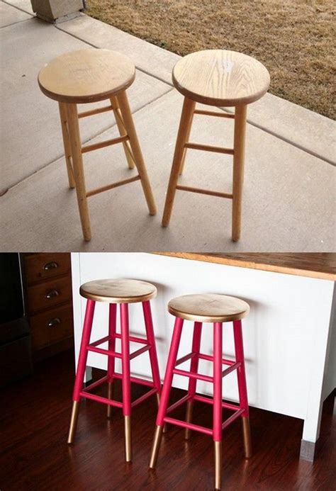 How To Paint Bar Stools by 25 Best Ideas About Bar Stool Makeover On