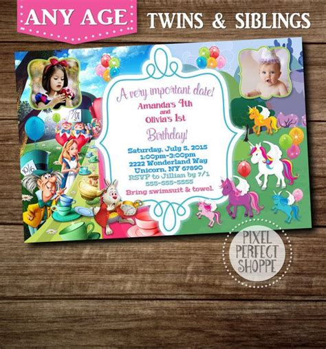 themes and motifs in alice s stories alice in wonderland invitation toy story invitation cars