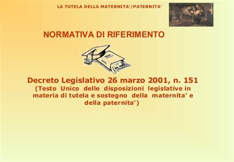 la tutela della maternit 224 nel posto di lavoro universit 224