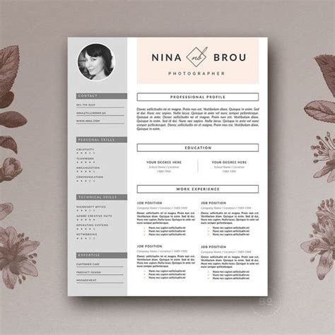administrative assistant resume should be well noticed if best 25 executive resume template ideas on pinterest