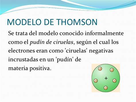 En Que Consiste El Modelo Curricular De Modelos Atomicos Presentacion