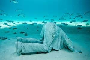 lanzarote s underwater sculpture parkgusto guides
