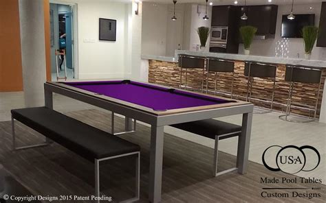 Pool Table Boardroom Table Fusion Industrial Pool Table Steel Pool Table Metal Pool Table Modern Pool Table