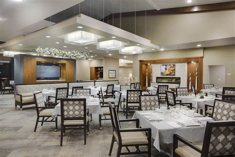 Assisted Living Dining Room by Dining Concepts In Senior Living