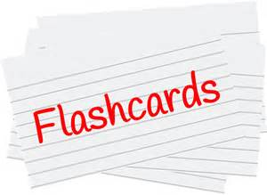 Flashcards For Flashcards Tips For Student Success