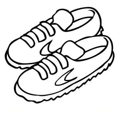 imagenes infantiles de zapatos colorea tus dibujos zapatos para colorear