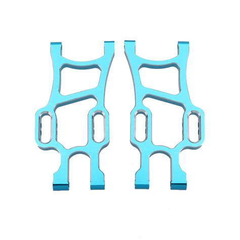 Rc Hsp Part 110 06053 Rear Lower Suspension Arm 108021 1 10 upgrade parts aluminum rear lower suspension arm for hsp rc road truck car rc