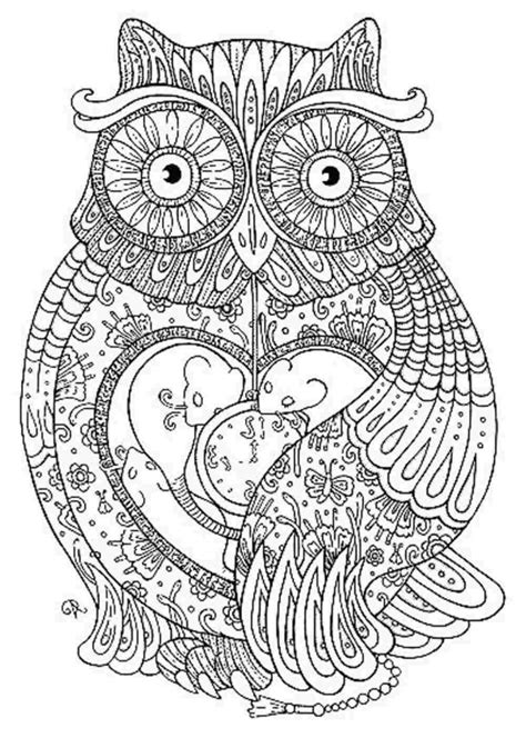 coloring book for grown ups mandala coloring book coloring pages for grown ups owl etc
