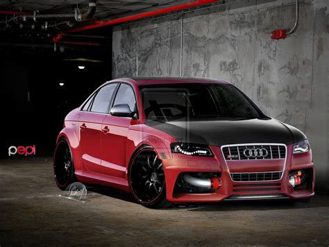 Audi S4 B5 Body Kit by Audi Allroad Tuning A4 Body Kit A6 4b Sf Line S4 Widebody