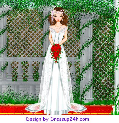 princess bride wedding dress up game by willbeyou on