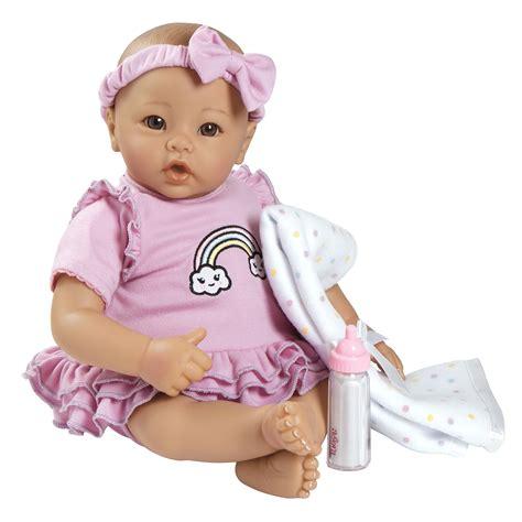 Doll Premium adora dolls adora premium quality babytime lavender 16 quot lifelike play doll