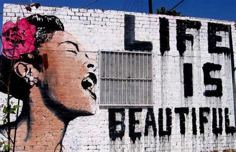 beau   guided   las street art