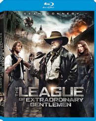 the league of extraordinary gentlemen itunes the league of extraordinary gentlemen blu ray