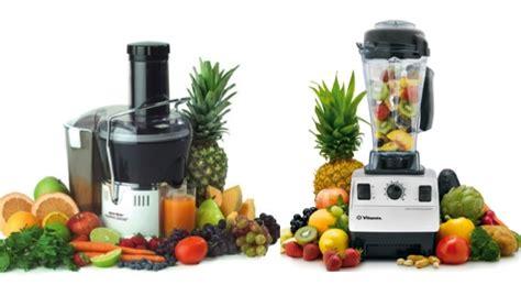 Blender Atau Juicer ini perbedaan juicer dan blender untuk membuat jus