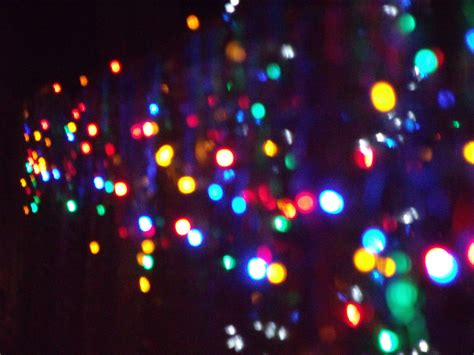 blurry christmas lights photo decoratingspecial com