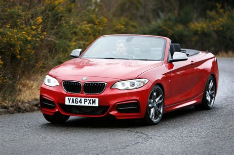 hair styles for convertible cars 2015 bmw m235i convertible auto uk review review autocar