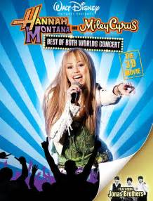 Hannah montana amp miley cyrus best of both worlds concert