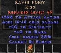 20 dex 200 ar unique rings west