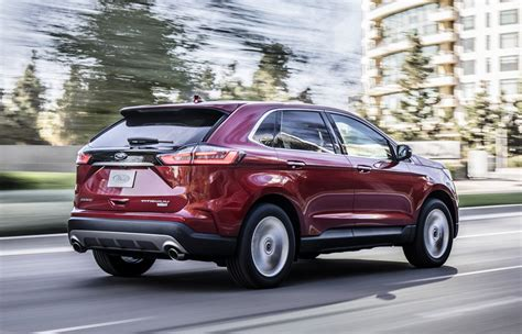 2019 Ford Edge by Look 2019 Ford Edge Testdriven Tv