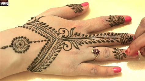egyptian henna tattoo designs easy simple unique henna mehndi designs trendy