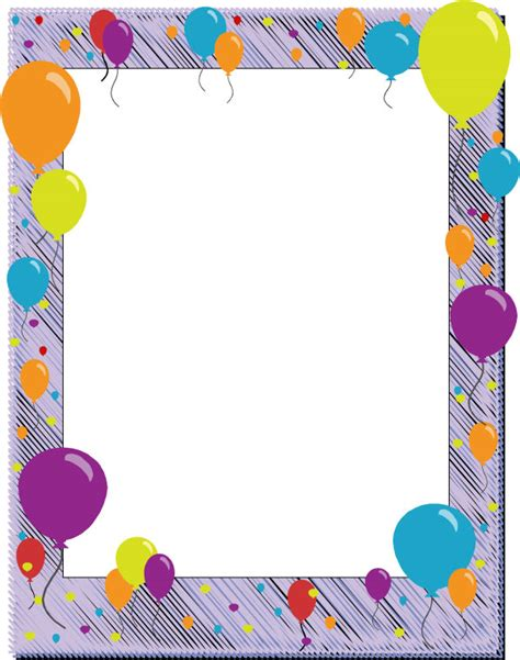Paperbag Ulangtahun My Pony Isi 12pakk balloon designs pictures balloon borders clipart