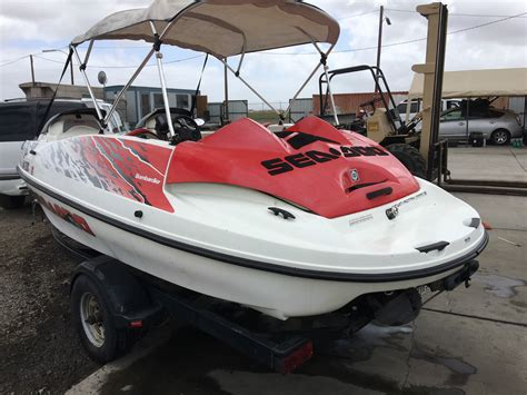 sea doo boats san diego sea doo speedter boat for sale from usa