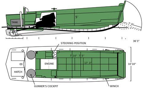 1945 lcvp higgins boat