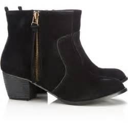 black low heel ankle boot wallis polyvore
