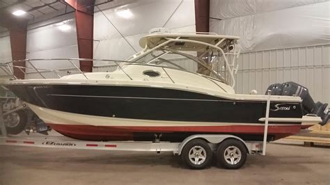 scout boats for sale in canada 2013 scout 262 abaco power boat for sale www yachtworld