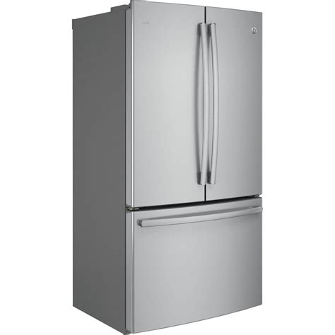 Ge Profile Refrigerator Cabinet Depth by Pwe23kskssge Profile 36 Quot 23 1 Cu Ft Counter Depth