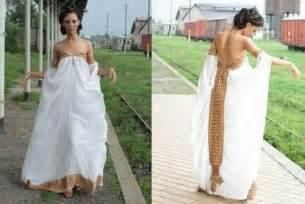 Modern Habesha Dress » Ideas Home Design