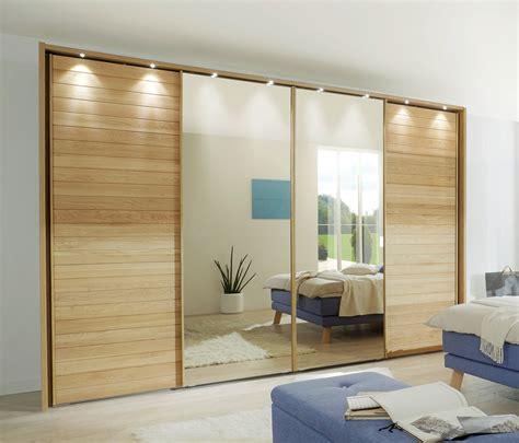 Oak Mirrored Sliding Wardrobe Doors by Modern Wardrobes 187 Jupiter By Stylform Semi Solid Oak