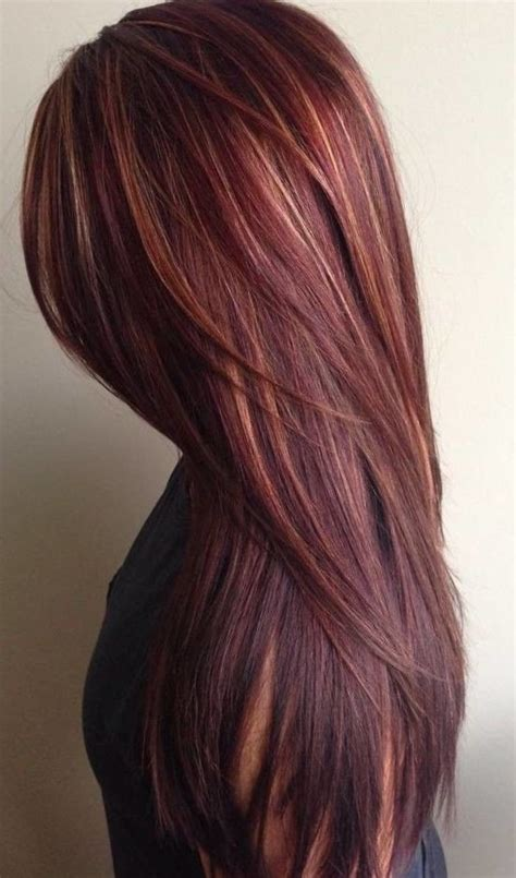 7 Hair Trends This Fall by New Hair Color Trends Fall 2018 New Hair Ideas 2018