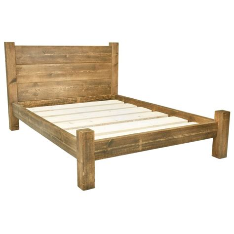 wooden size bed frame 1000 ideas about king size bed on king