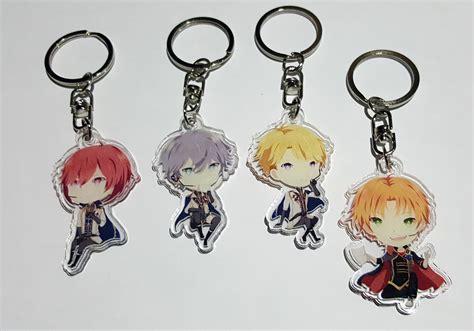 Gantungan Kunci Dan Pluggy Anime keychain acrylic tukangprint