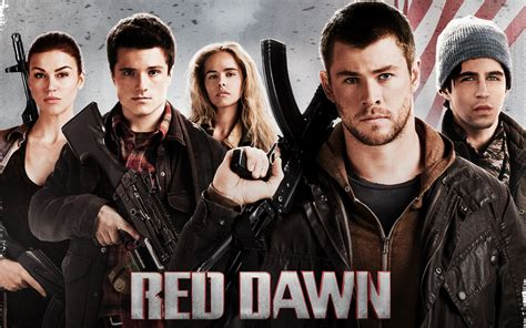 red awn red dawn movie wallpapers hd wallpapers id 11726