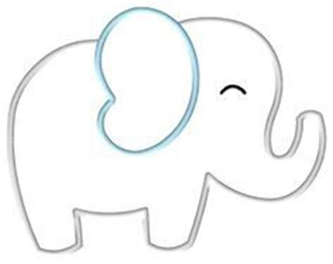 elephant applique template elephant cut out templates elephant template printable