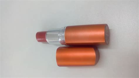 Lipstick Bronze Orange Maybelline maybelline color sensational moisture lipcolor bronze orange review makeupera