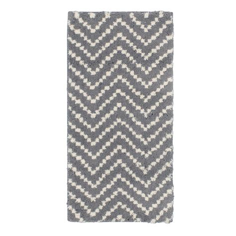 home accent rug collection home decorators collection chevron shag tan 2 ft x 4 ft