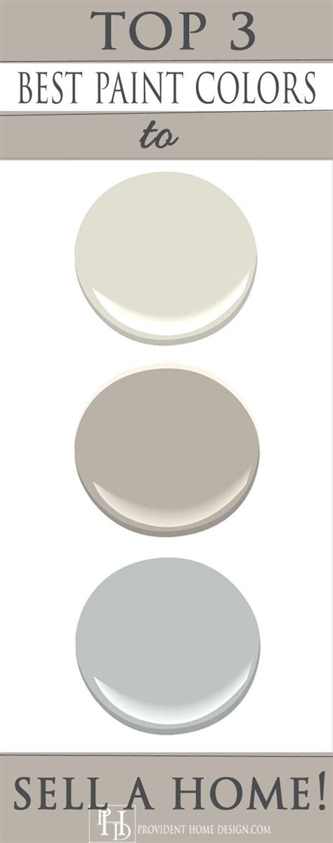 top paint colors to sell a home a interior design