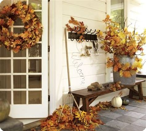 pottery barn inspired fall front porch 22 fall front porch ideas veranda home stories a to z