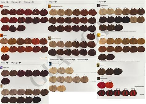 majirel hair color chart by loreal 13 best coloration l or 233 al majirel images on l or 233 al professionnel majirel glamot