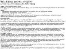 boat safety lessons water aerobics lesson plans worksheets reviewed by teachers