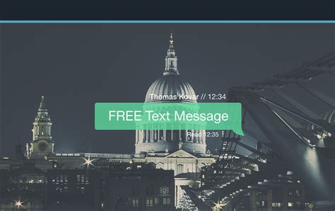 Text Message Animation Free After Effects Template On Behance Text Message After Effects Template Free