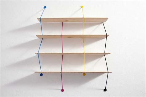 Creative Shelving Creative Modular Shelving System The Serpent Shelves By Bashko Trybek