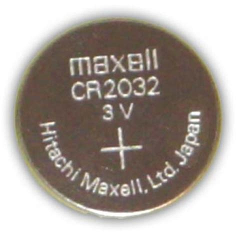 Baterai Cr2032 3v maxell cr2032 3v lithium coin cell battery famosa studio